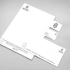 Scope Branded Stationery Set